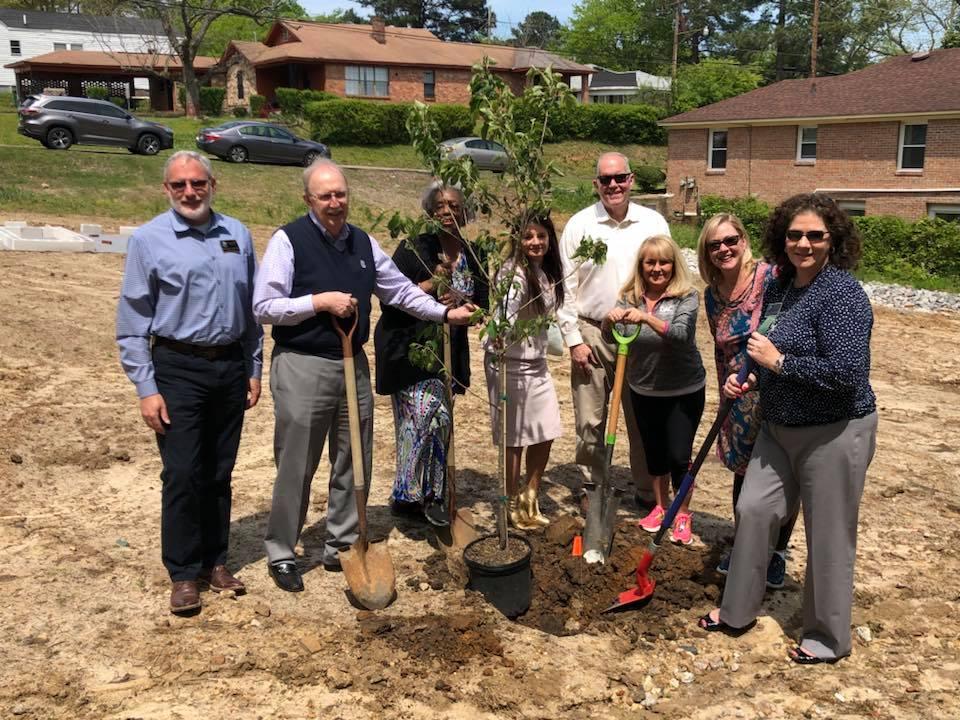 DC Tree Planting